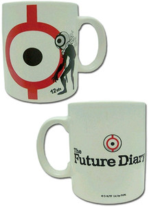 Future Diary Mug - 12th White