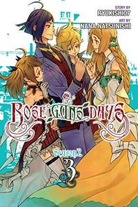 Rose Guns Days Season 2 Manga 03