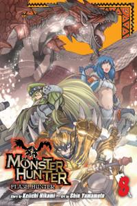 Monster Hunter: Flash Hunter Graphic Novel 08