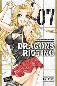 Dragons Rioting Graphic Novel 07