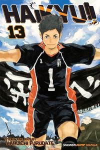 Haikyu!! Graphic Novel 13