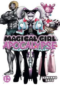Magical Girl Apocalypse Graphic Novel 12
