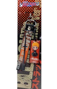 Bleach Cellphone Strap - Ichigo (The Hell Verse)