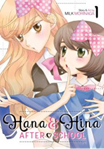 Hana & Hina After School Graphic Novel 02