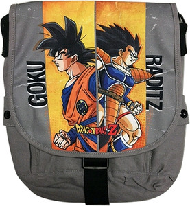 Dragon Ball Messenger Bag - Goku & Raditz