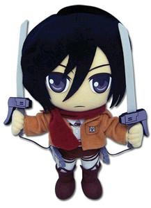 Attack on Titan Plush Doll - Mikasa