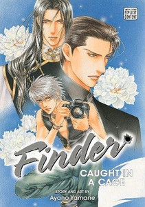 Finder Vol. 02: Caught in a Cage (Deluxe Edition)