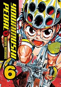 Yowamushi Pedal Graphic Novel 06