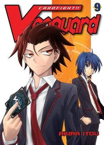Cardfight!! Vanguard Graphic Novel Vol. 09