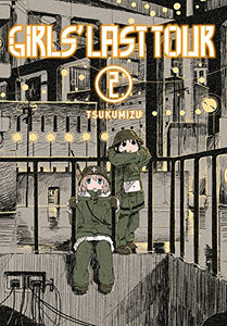 Girls' Last Tour Graphic Novel 02