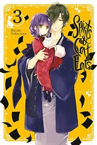 Spirits & Cat Ears Graphic Novel 03