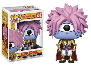 POP! Anime: One-Punch Man - Lord Boros
