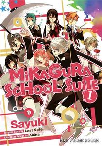 Mikagura School Suite: Stride after School Manga Vol. 01