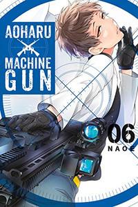 Aoharu X Machinegun Graphic Novel 06