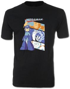 Mega Man T-Shirt - Mega Man & Bosses