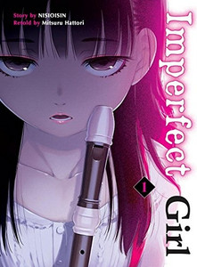 Imperfect Girl Graphic Novel 01