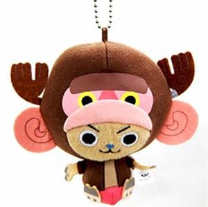 One Piece Plush Doll - Chopper (Film Gold) Ver D