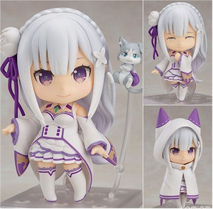 Re:ZERO Starting Life in Another World Nendoroid - Emilia