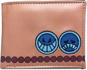 One Piece Wallet - Ace (Bi-Fold)