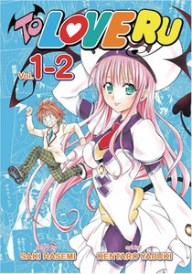To Love Ru Omnibus Graphic Novel 01