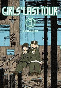 Girls' Last Tour Graphic Novel 03