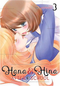 Hana & Hina After School Graphic Novel 03