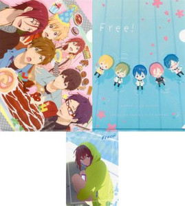 Free! File Folder (2-pc) - Sweet Macaron Party / SD Pool