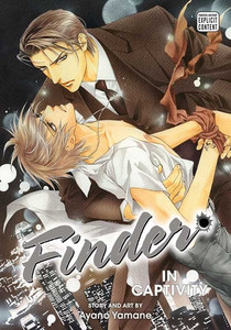 Finder Vol. 04: In Captivity (Deluxe Edition)