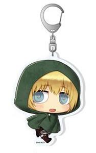 Attack on Titan Acrylic Keychain - SD Armin