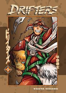 Drifters Graphic Novel 05