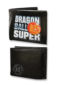 Dragon Ball Super Wallet - Go Icon (Bi-fold)