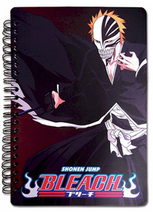 Bleach Notebook - Ichigo Visored