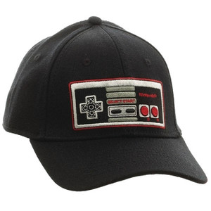Nintendo Flex Fit Hat - NES Controller