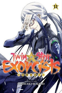 Twin Star Exorcists: Onmyoji Graphic Novel 11