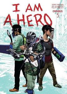 I am a Hero Omnibus Vol 05