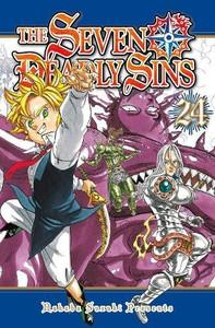 Seven Deadly Sins Graphic Novel Vol. 24