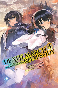 Death March to the Parallel World Rhapsody Novel 04