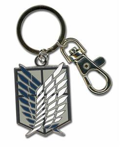 Attack on Titan Metal Keychain - Scout Regiment