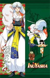 Inu-Yasha Body Pillow - Sesshoumaru