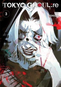 Tokyo Ghoul: re Graphic Novel Vol. 03