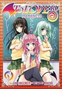 To Love Ru Darkness Graphic Novel 03