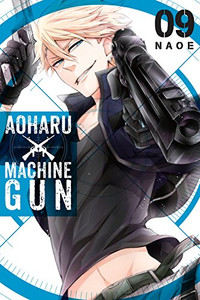 Aoharu X Machinegun Graphic Novel 09