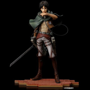 Attack on Titan 1/8 PVC Figure - Eren Yeager