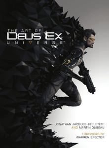 Art of Deus Ex Universe Art Book (Hardcover)