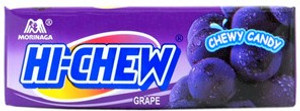 Morinaga Hi-Chew Candy - Grape (Small)