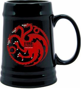 Game of Thrones Ceramic Stein - Targaryen Sigil