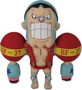 """One Piece Plush Doll - Franky 9"""""""