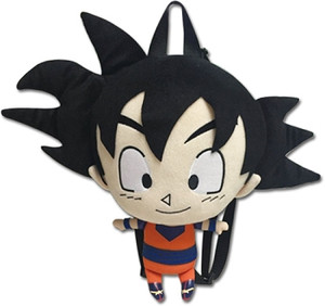 Dragon Ball Z Plush Backpack - Goku 12""
