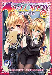 To Love Ru Darkness Graphic Novel 04