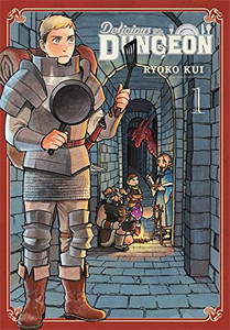 Delicious in Dungeon Manga 01